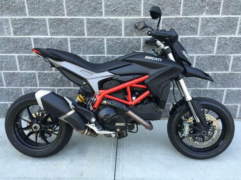 2015 Ducati Hypermotard 821