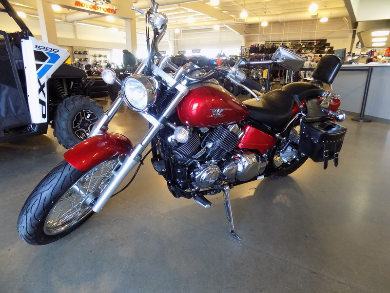 2007 Yamaha V Star Classic