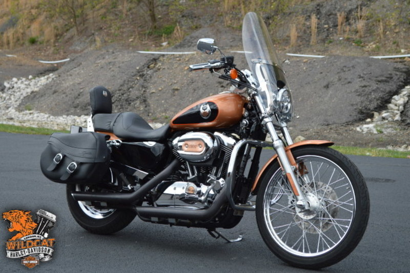 2008 Harley-Davidson XL1200C - Sportster 1200 Custom