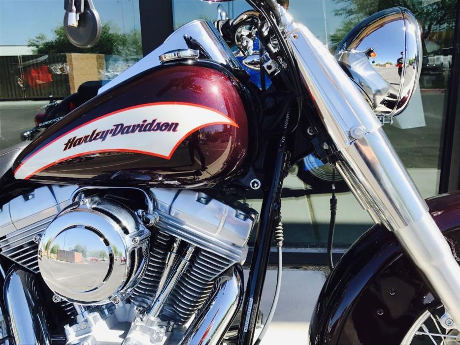2006 Harley-Davidson Heritage Softail Fatster