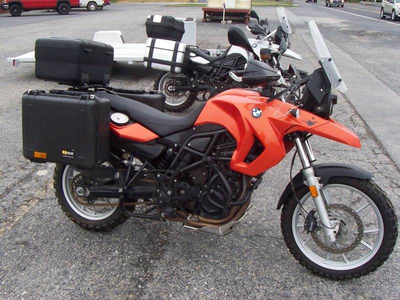 2011 BMW F650GS TWIN