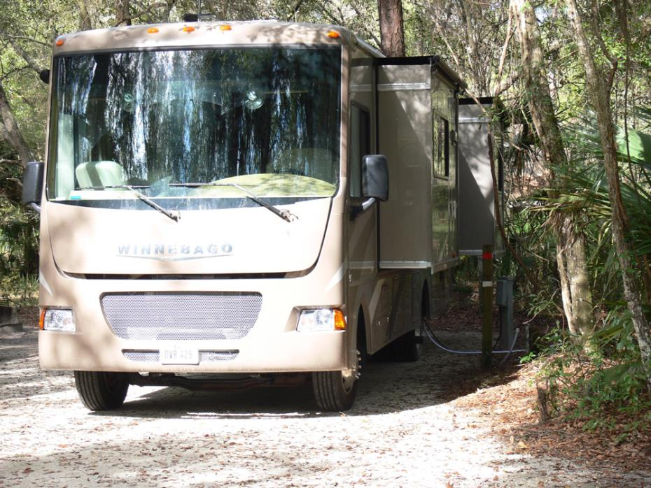2014 Winnebago VISTA 30T
