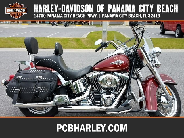 2009 Harley-Davidson FLSTC HERITAGE SOFTAIL CLASSIC
