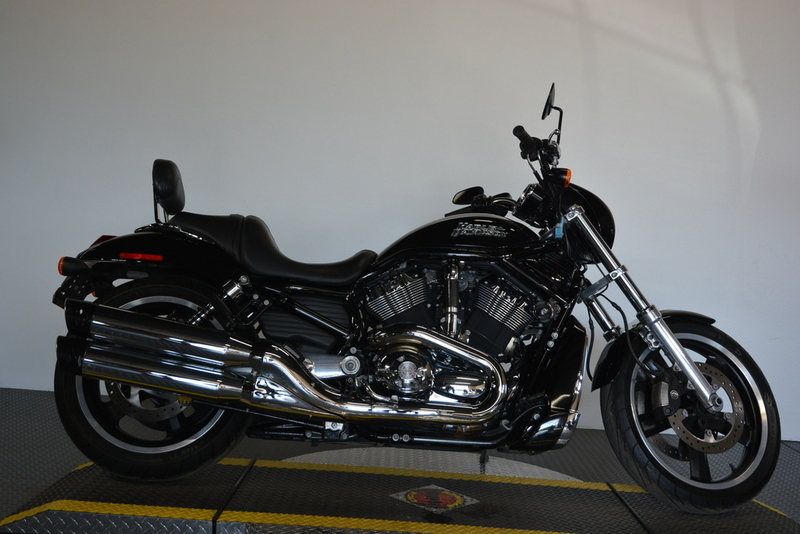 2008 Harley-Davidson VRSCD/A - V-Rod Night Rod