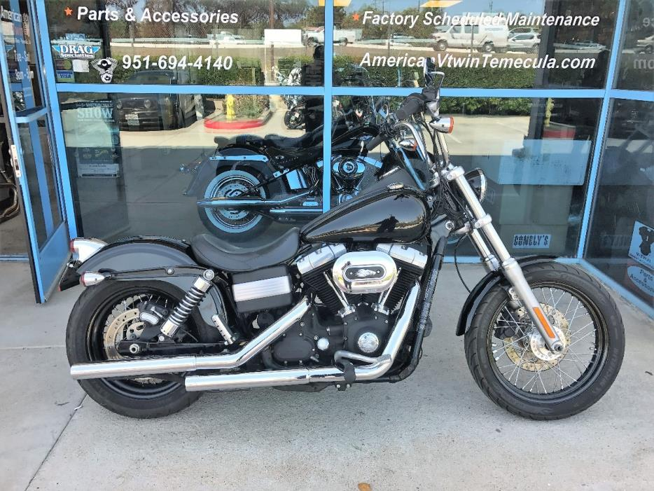 Harley Davidson Dyna Street Bob motorcycles for sale in Temecula ...
