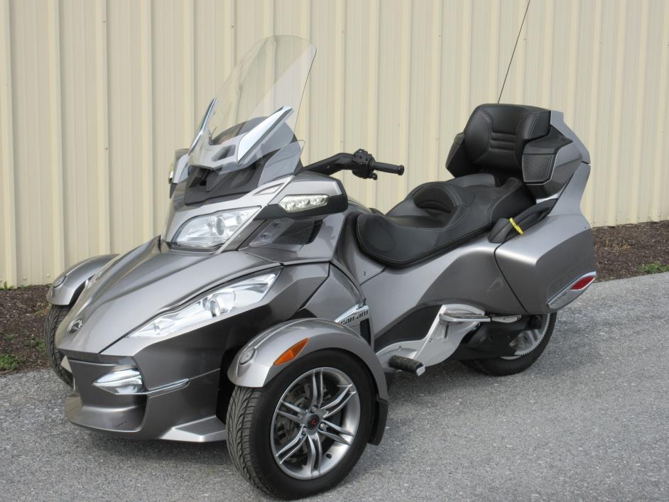 2012 Can Am Spyder RT-S SE5