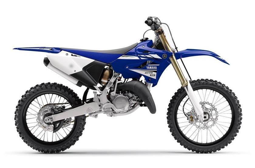 2017 Yamaha YZ 125