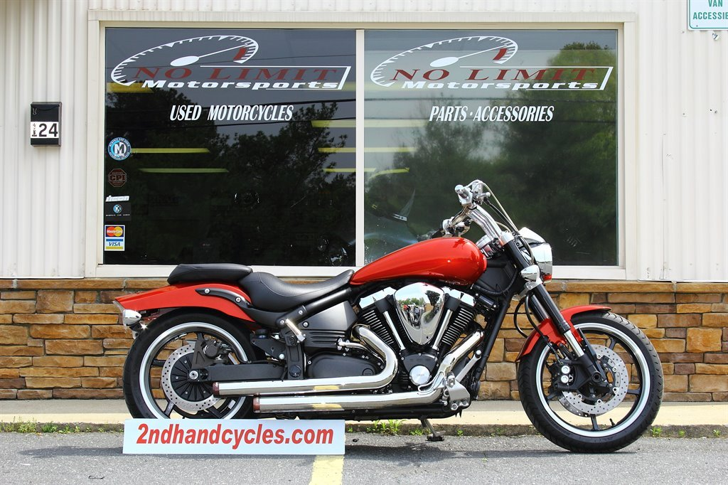 2006 Yamaha Road Star Warrior
