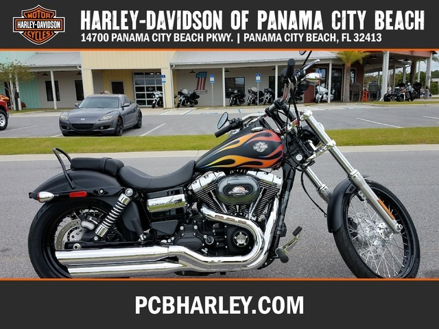 Harley Davidson Dyna Wide Glide Motorcycles For Sale In Florida