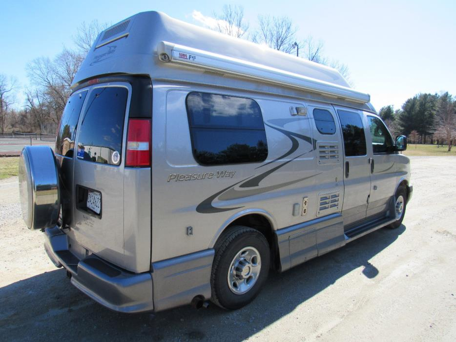 2008 Pleasure Way LEXOR TS, 6