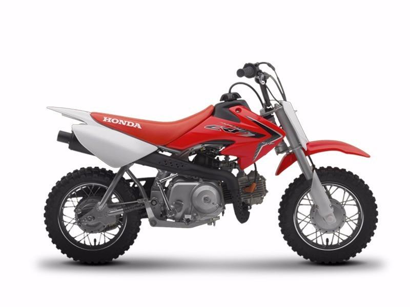 2016 Honda CRF 50F