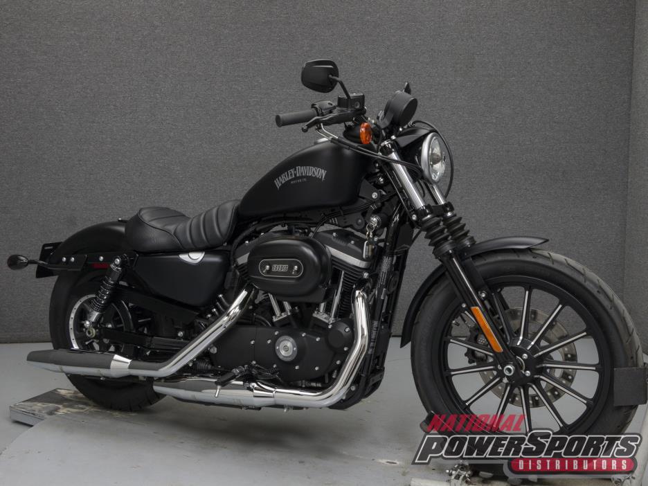 2014 Harley Davidson XL883N SPORTSTER 883 IRON