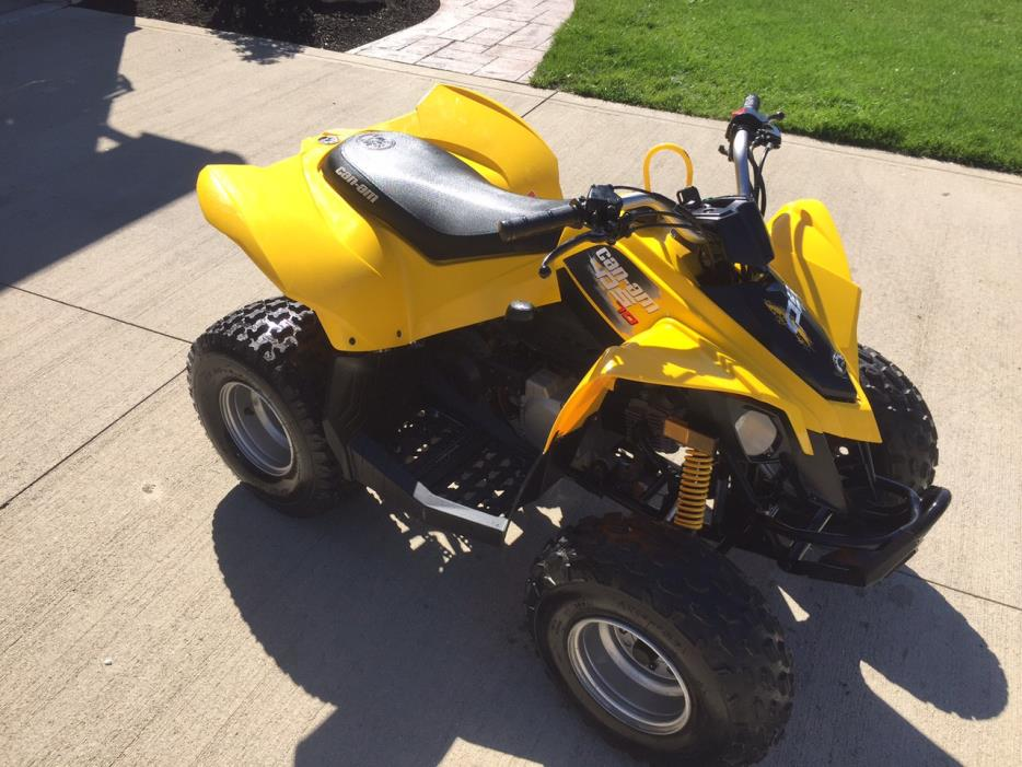 2011 Can-Am DS 70