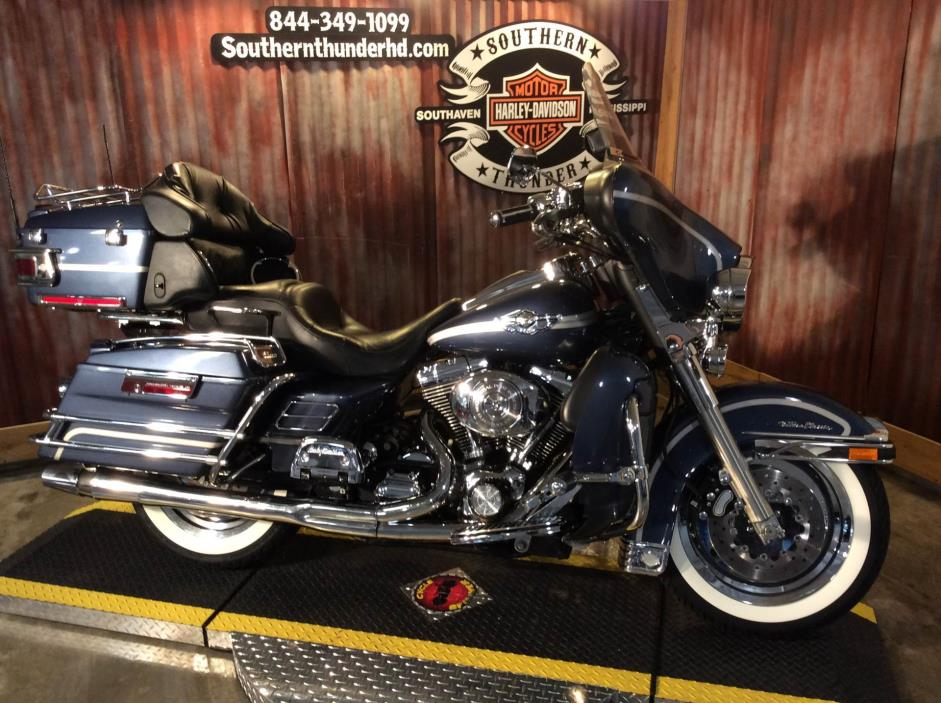 2003 Harley-Davidson FLHTCUI Ultra Classic Electra Glide