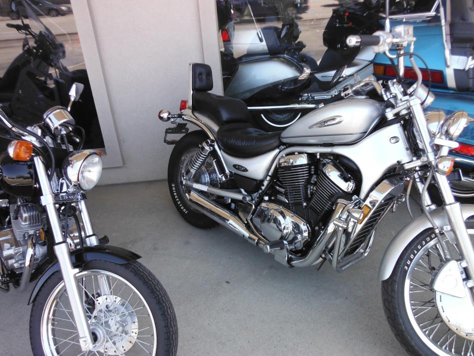 2003 Suzuki INTRUDER 800