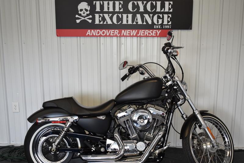 2012 Harley-Davidson XL1200V - Sportster Seventy-Two