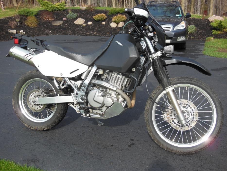 2008 Suzuki DR 650SE