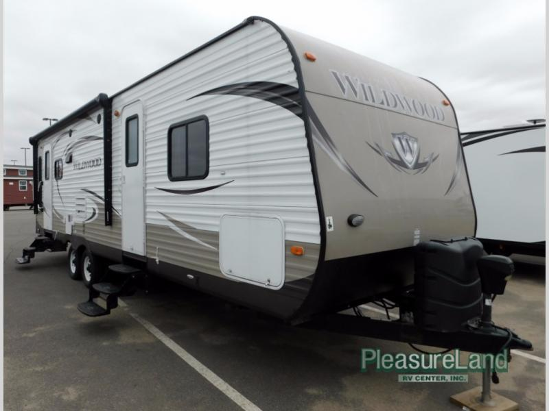 2014 Forest River Rv Wildwood 27RLSS