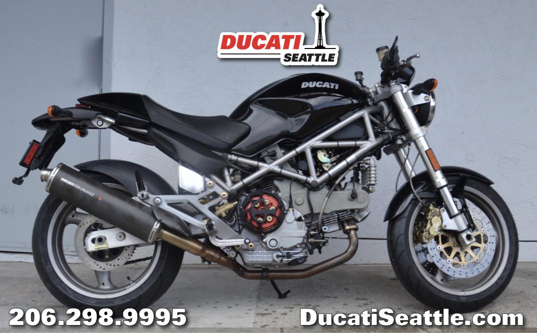 2004 Ducati Monster 1000S