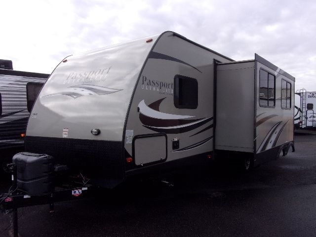 2016 Keystone Passport 2920BH Grand Touring