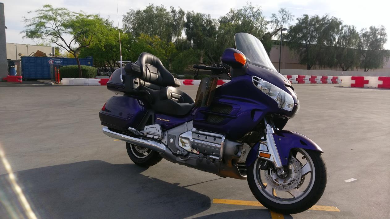 2002 Honda GOLDWING ABS