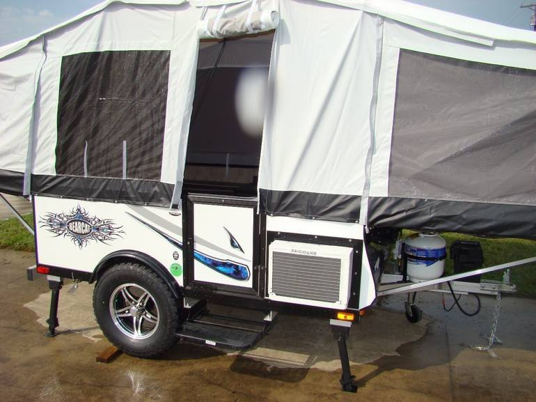 2015 Livin' Lite QUICKSILVER 8 . 1 AUTOMOTIVE CAMPER