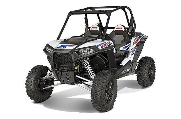 2015 Polaris RZR XP 1000 EPS - White Lightning