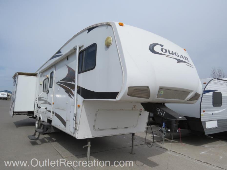2008 Keystone Cougar289BHS