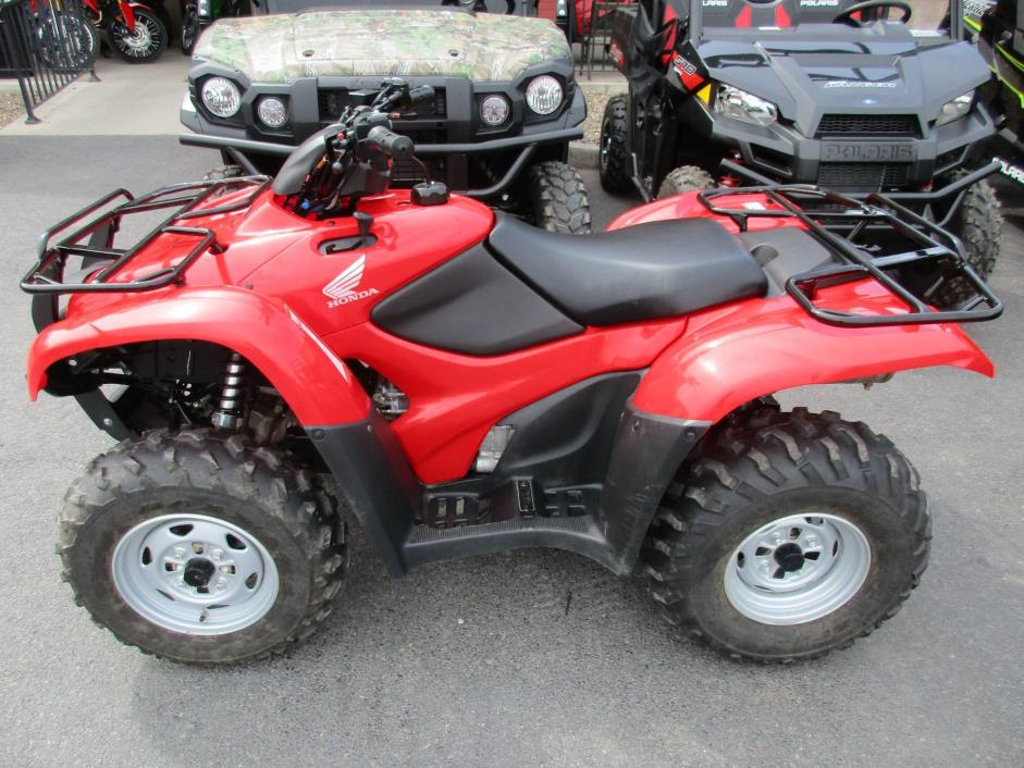 2011 Honda FourTrax Rancher AT EPS