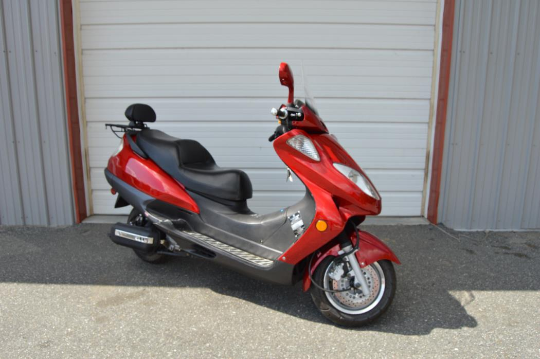 2013 Jonway 250CC SCOOTER