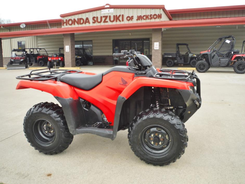2014 Honda FOURTRAX RANCHER 4X4