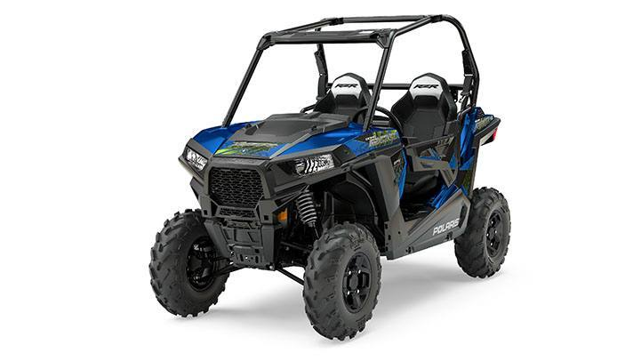 2017 Polaris RZR 900 EPS Blue Fire