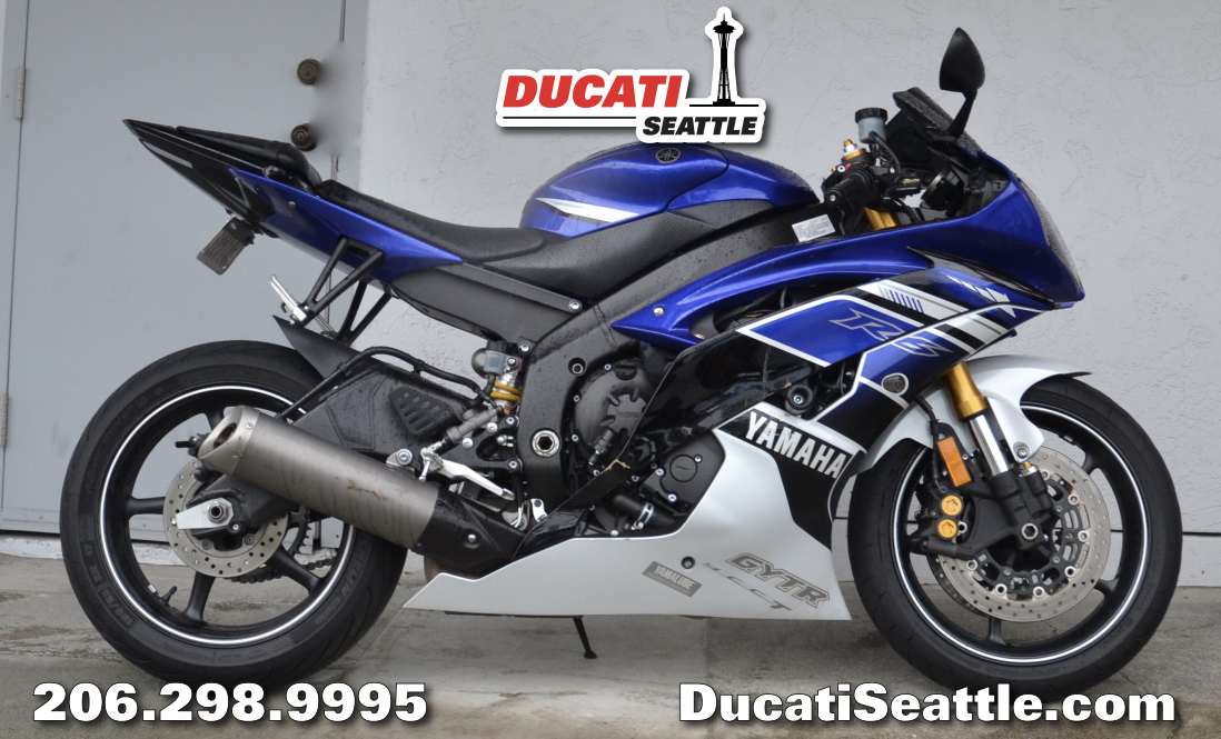 Yamaha yzf r6 motorcycles for sale in washington for Yamaha dealers in oregon