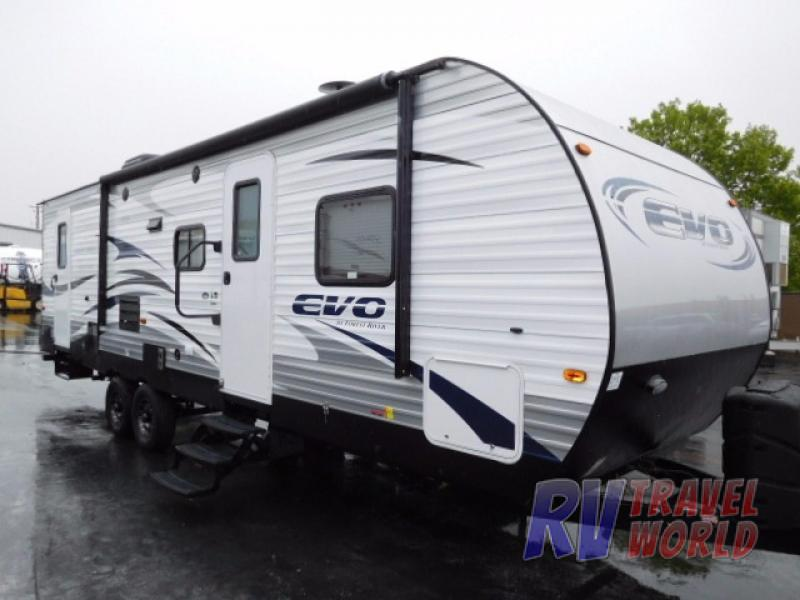 2018 Forest River Rv EVO T2700