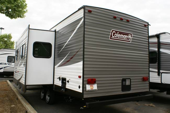 2017 Coleman Expedition 262BHWE, 2