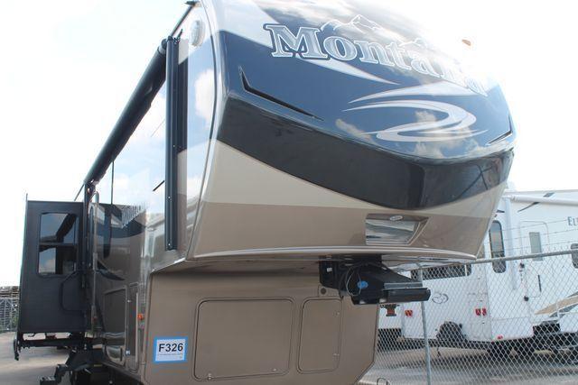 2016 Keystone Montana Legacy Edition 3791RD
