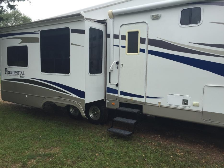 2009 Holiday Rambler PRESIDENTIAL 37SKQ