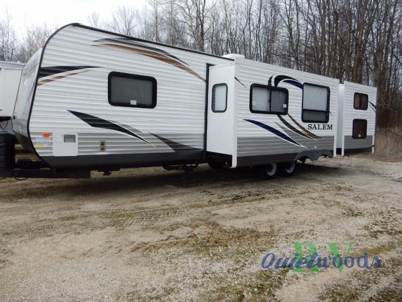 2014 Forest River Rv Salem 31BKIS