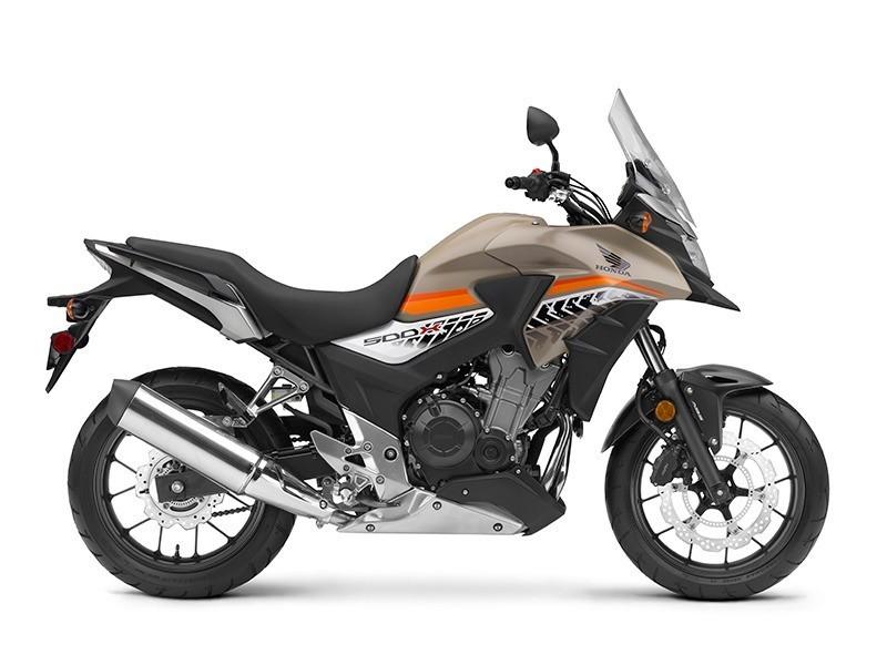 2016 Honda CB500X ABS