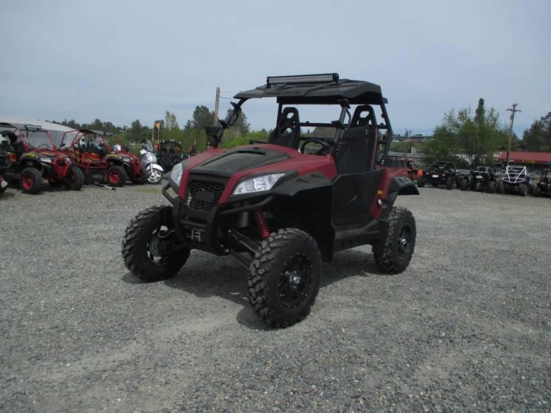 2017 Odes Raider 800 LT