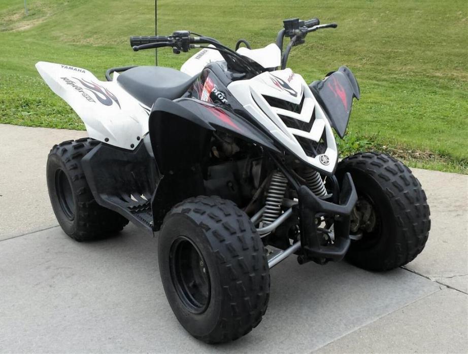 2009 Yamaha Raptor 90