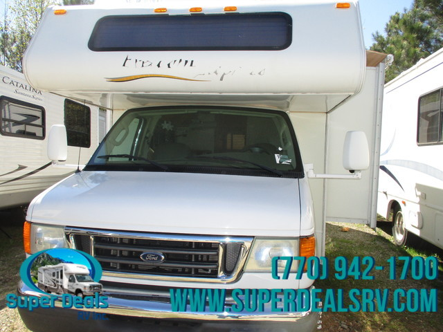 2007 Coachmen Freedom Express 26SO