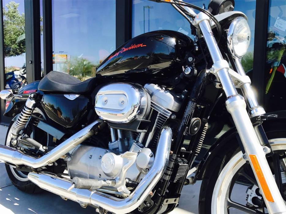 2012 Harley-Davidson Sportster 883 Iron