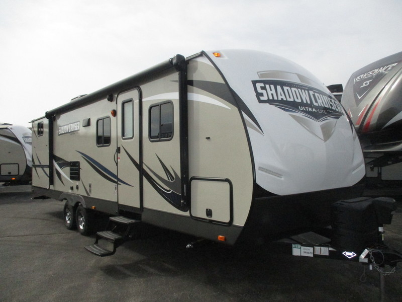 2017 Cruiser Rv Shadow Cruiser Ultra Lite SC 280QBS
