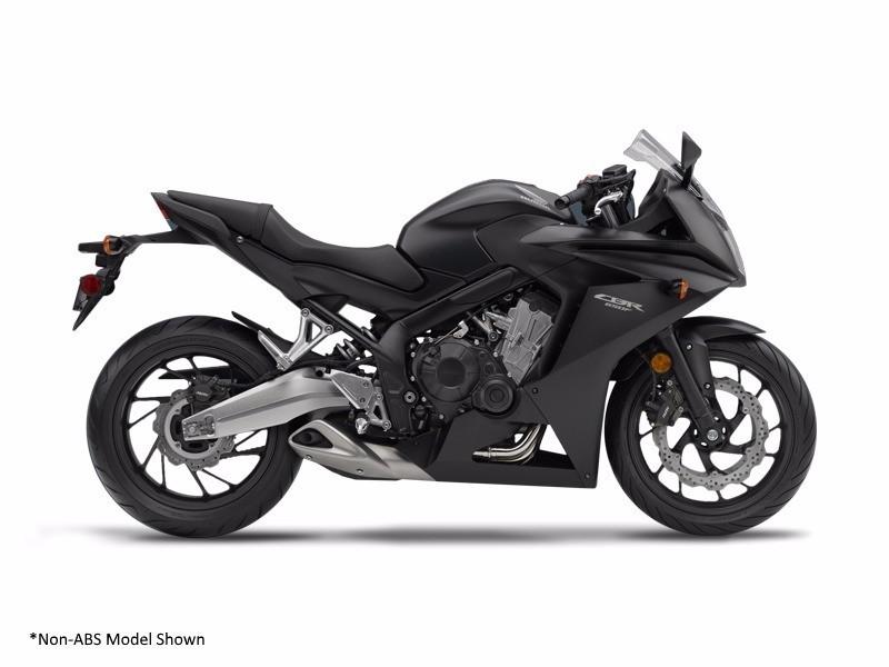 2016 Honda CBR 650F ABS