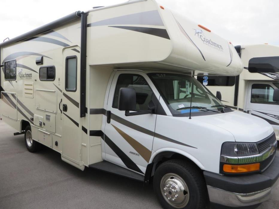 2018 Coachmen Freelander 22QBC