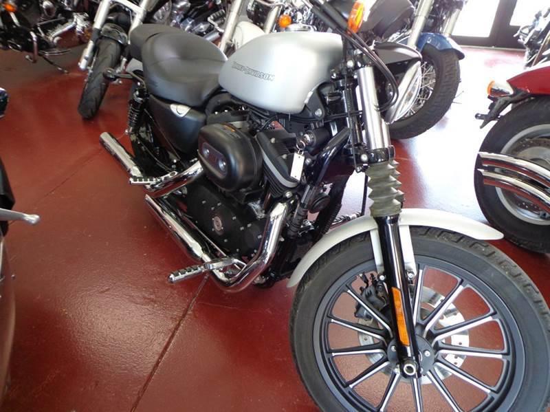 2010 Harley-Davidson IRON 883 Sportster