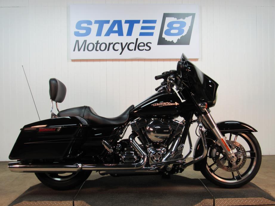 2015 Harley-Davidson FLHXS - STREET GLIDE