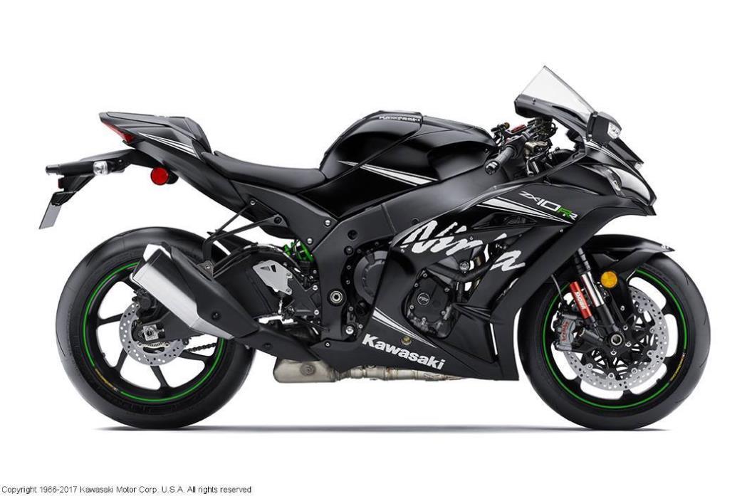 2017 Kawasaki Ninja ZX-10RR
