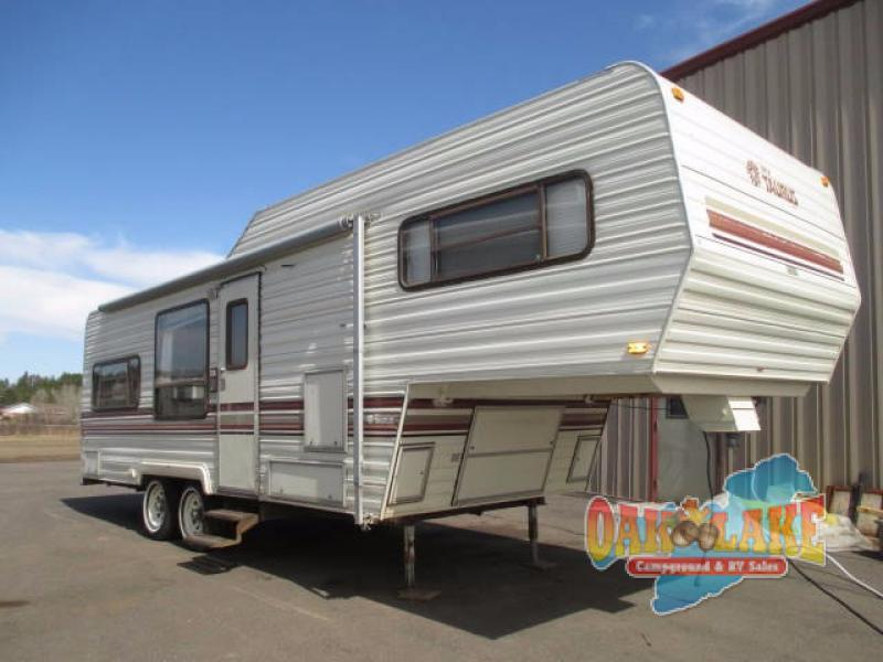 1986 Fleetwood Rv Terry Taurus 275G